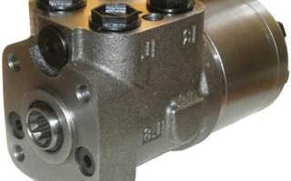 Устройство рулевого насоса дозатора