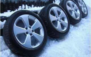 Какие зимние шины на шевроле круз