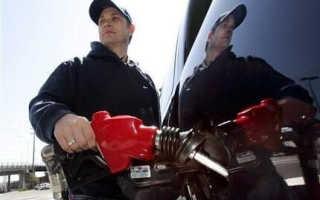 Расход газели на бензине на 100 км
