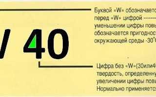 Можно ли заливать масло 10w 40