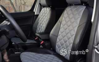 Экокожа на сидения авто