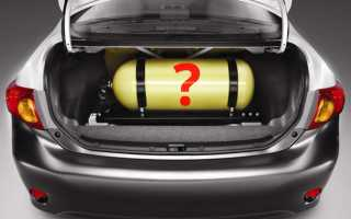 Убивает ли газ двигатель авто