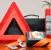 Срок годности автомобильного огнетушителя и аптечки