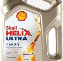 Моторное масло шелл хеликс ультра 5w30 отзывы
