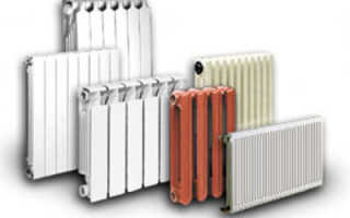 Радиаторы отопления устройство и принцип работы