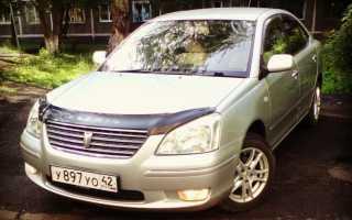 Toyota premio 2002 год