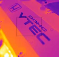 Температура выхлопных газов бензинового двигателя