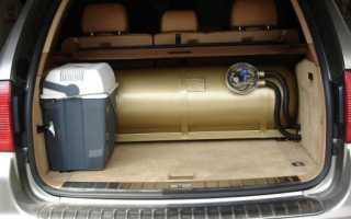Сколько стоит переоборудовать машину на газ
