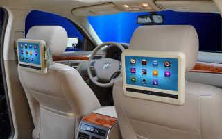 Цифровой тв тюнер dvb t2 для авто