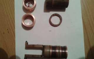 Ротор генератора ваз 2110