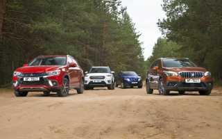 Hyundai creta vs mitsubishi asx