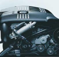 Самый мощный двигатель бмв