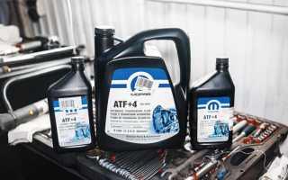 Масло трансмиссионное atf matic fluid d