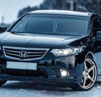 Хонда аккорд 8 поколения обзор