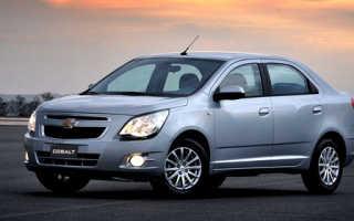 Chevrolet cobalt 2013 отзывы