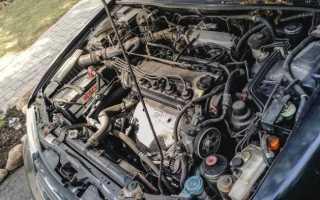 Шампунь для двигателя автомобиля