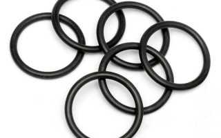 Уплотнительное кольцо винта качества