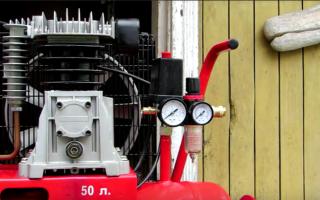 Как менять масло в компрессоре