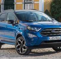 Форд экоспорт отзывы владельцев все минусы