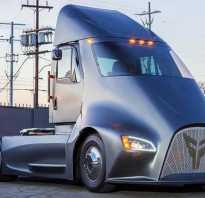 Электромобиль грузовой в россии