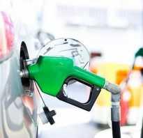 Стоимость бензина за 1 литр