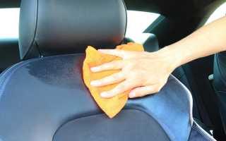 Чем отмыть запах бензина