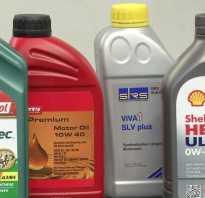 Что лучше синтетика или полусинтетика масло моторное