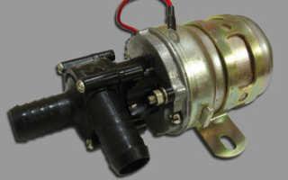 Электрический насос для перекачки топлива