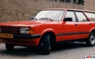 Форд таунус техническая характеристика