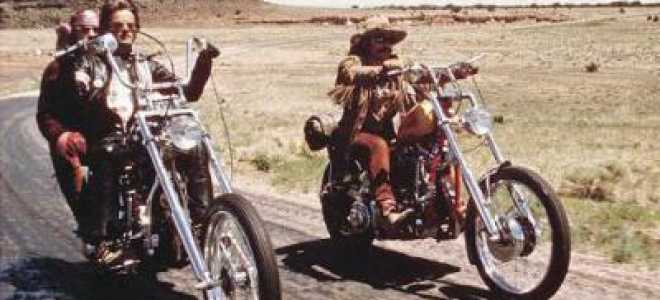 Фильм про мотоциклистов гонщиков