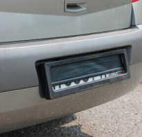 Шторки для номеров автомобиля