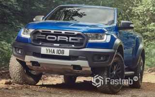 Форд ф150 раптор дизель технические характеристики