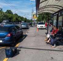 Штраф за стоянку на остановке общественного транспорта