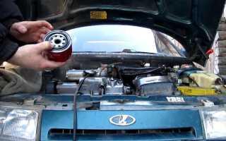 Как лучше поменять масло в двигателе