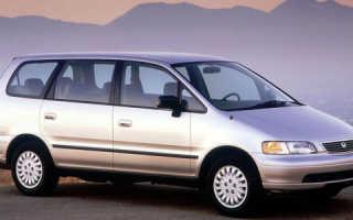 Хонда одиссей 1999 фото