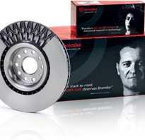 Составные тормозные диски brembo