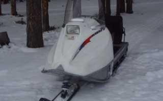 Снегоход мвп 500 технические характеристики