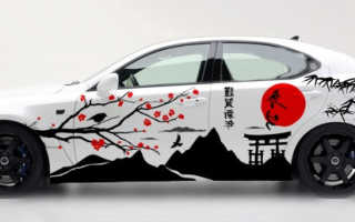 Японские авто с правым рулем